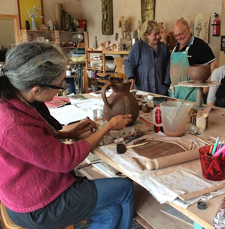Pottery Family Workshop image
