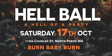 Hell Ball - Akademi's 1st Birthday Party - Part 2 tickets