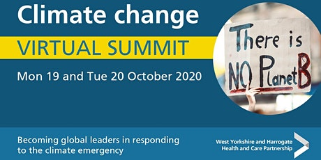 Climate Change Virtual Summit tickets