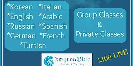 Arabic Speaking Club tickets