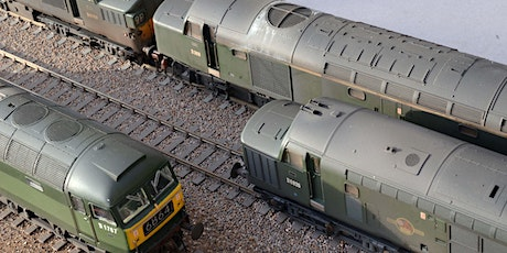 Weathering Diesels led by Tim Shackleton tickets