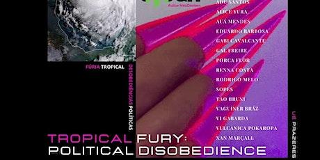 · CoA · Virtual Exhibition · Tropical Fury: POLITICAL DSIOBEDIENCE