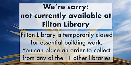 Click and Collect at Filton Library tickets