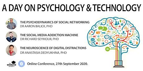 A Day on Psychology & Technology tickets