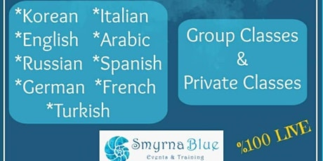 Level 1 Online French Language Classes tickets