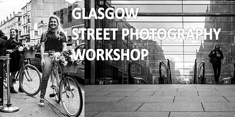 Glasgow Street Photography Therapy tickets