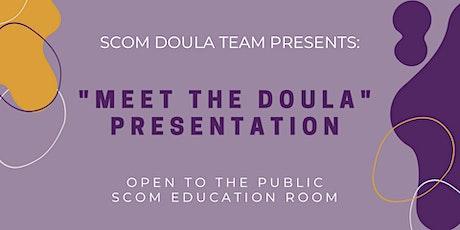SCOM Doula Presentations tickets