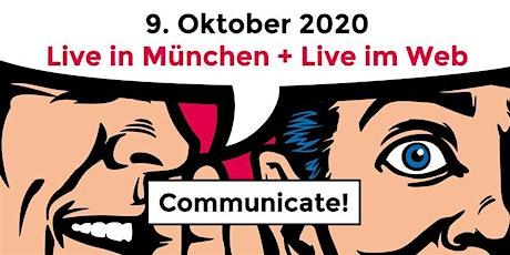 Communicate! 2020 Tickets