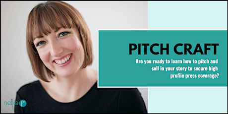 How to pitch to the media & secure high profile press coverage (Oct) tickets
