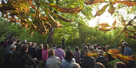 Storytelling : Verhalen in het park avondprogramma tickets