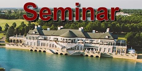 Basis-Seminar - ERGO - A-Team Tickets
