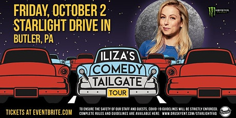 Iliza's Comedy Tailgate Tour tickets