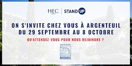 Formation HEC Stand Up à Argenteuil (95) billets