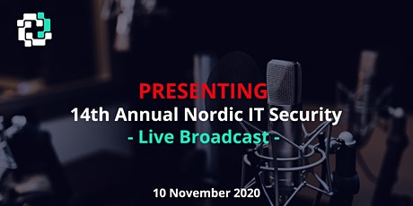Nordic IT Security Forum tickets