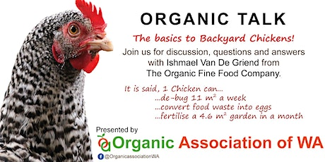 The basics to Backyard Chickens! tickets