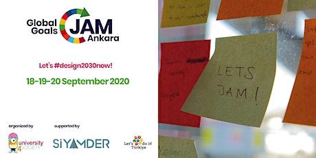 Global Goals Jam @ Ankara tickets