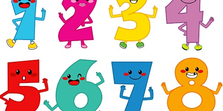 INTRODUCTION TO MARVELLOUS MATHS - Get set for Numbers tickets