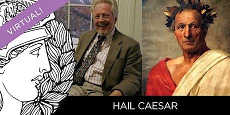 EX LIBRIS: Hail Caesar tickets