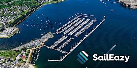 24h Voile avec SailEazy - Lorient Port de Kernével billets
