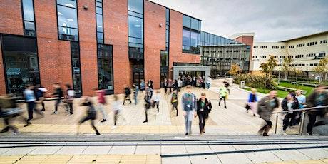 Carlisle College : Enrolment Session - Thursday 24th Sept 2020 tickets