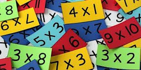 INTRODUCTION TO MARVELLOUS MATHS - Get set for Multiplication tickets