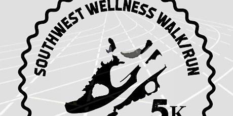 Southwest Wellness Virtual 5K walk/run tickets