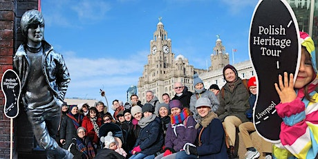 Polish Heritage Tour in Liverpool tickets