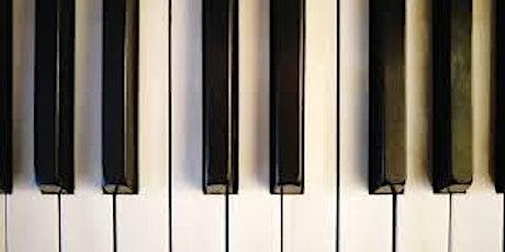 Christopher Burrows Piano Recital tickets