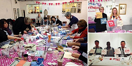 Virtual Sign Painting Workshop tickets