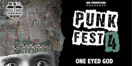 PunkFest 4 tickets