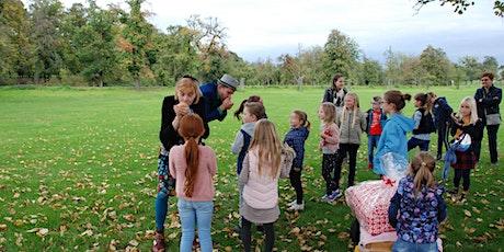 Storytelling : Verhalen in het park middagprogramma tickets