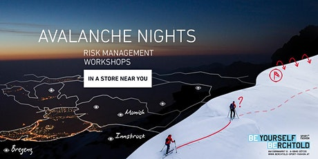 ORTOVOX AVALANCHE NIGHTS | Sport 2000 Berchtold Tickets