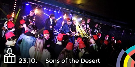 Sons of the Desert tickets