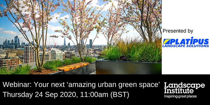 LI webinar: Your next 'amazing urban green space' image