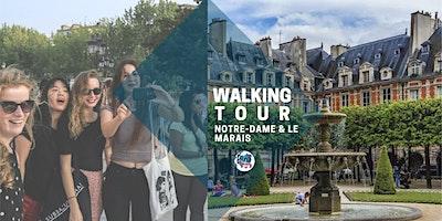 ✦ Erasmus Walking Tour : Notre-Dame & Le Marais�