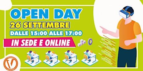 OPEN DAY VIGAUS ACADEMY Accademia dell'Immaginario biglietti