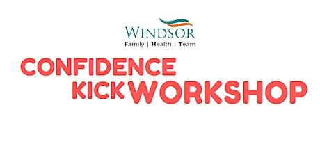 Confidence Kick Workshop tickets