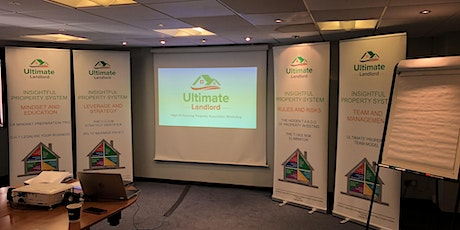 Ultimate Landlord 3 Day Bootcamp - Swansea tickets