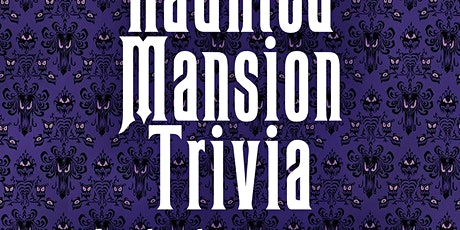 The Haunted Mansion Trivia Live-Stream tickets