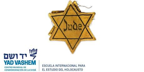 Judíos en Alemania 1933 -1938: un comienzo cuyo final era desconocido entradas
