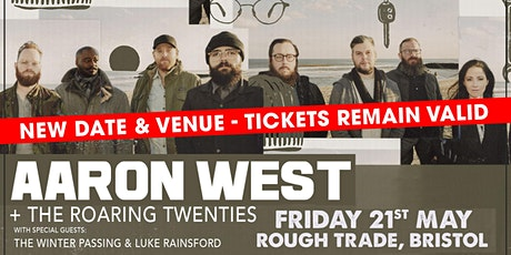 Aaron West & The Roaring Twenties tickets