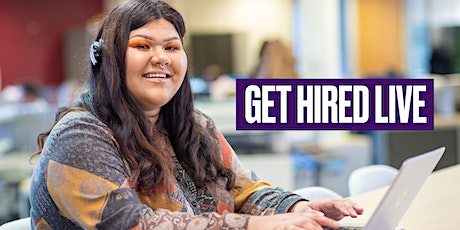 Get Hired Live, for 18 to 30 year-olds tickets