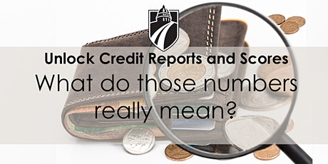 Unlock Credit Reports and Scores. What do those numbers really mean? tickets