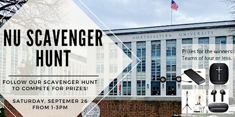 Northeastern Campus Scavenger Hunt (In person) tickets
