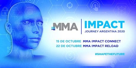 MMA Impact Journey Argentina 2020   VIRTUAL biglietti