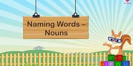 INTRODUCTION TO ENGAGING ENGLISH -Get set for Nouns tickets