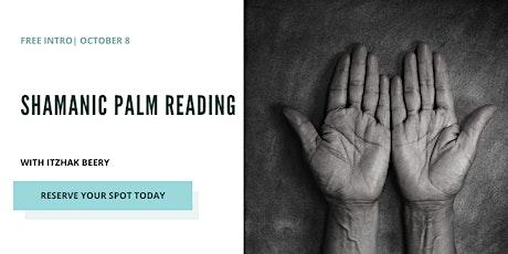 Free Intro: Shamanic Palm Reading tickets
