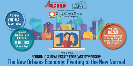 10th Annual Economic & Real Estate Forecast Symposium tickets