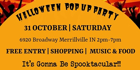 Halloween Pop Up Party tickets