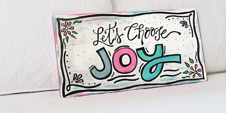 Creative Arts Workshop: Decorative Hand Lettering with Andrea Glover tickets